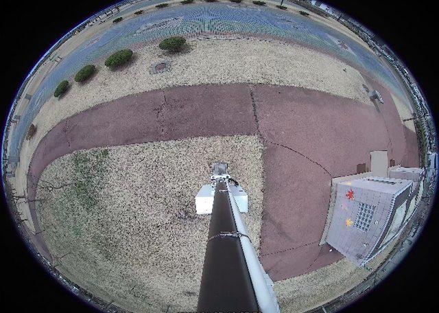 宮城県大和町 様(街頭防犯用360度全方位ネットワークカメラシステム)3