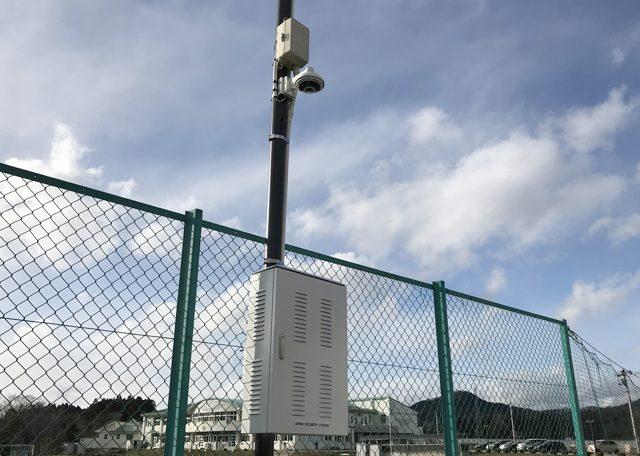 宮城県大和町 様(街頭防犯用360度全方位ネットワークカメラシステム)5